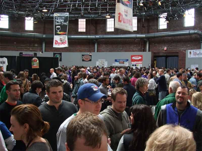 beer festivals belgium